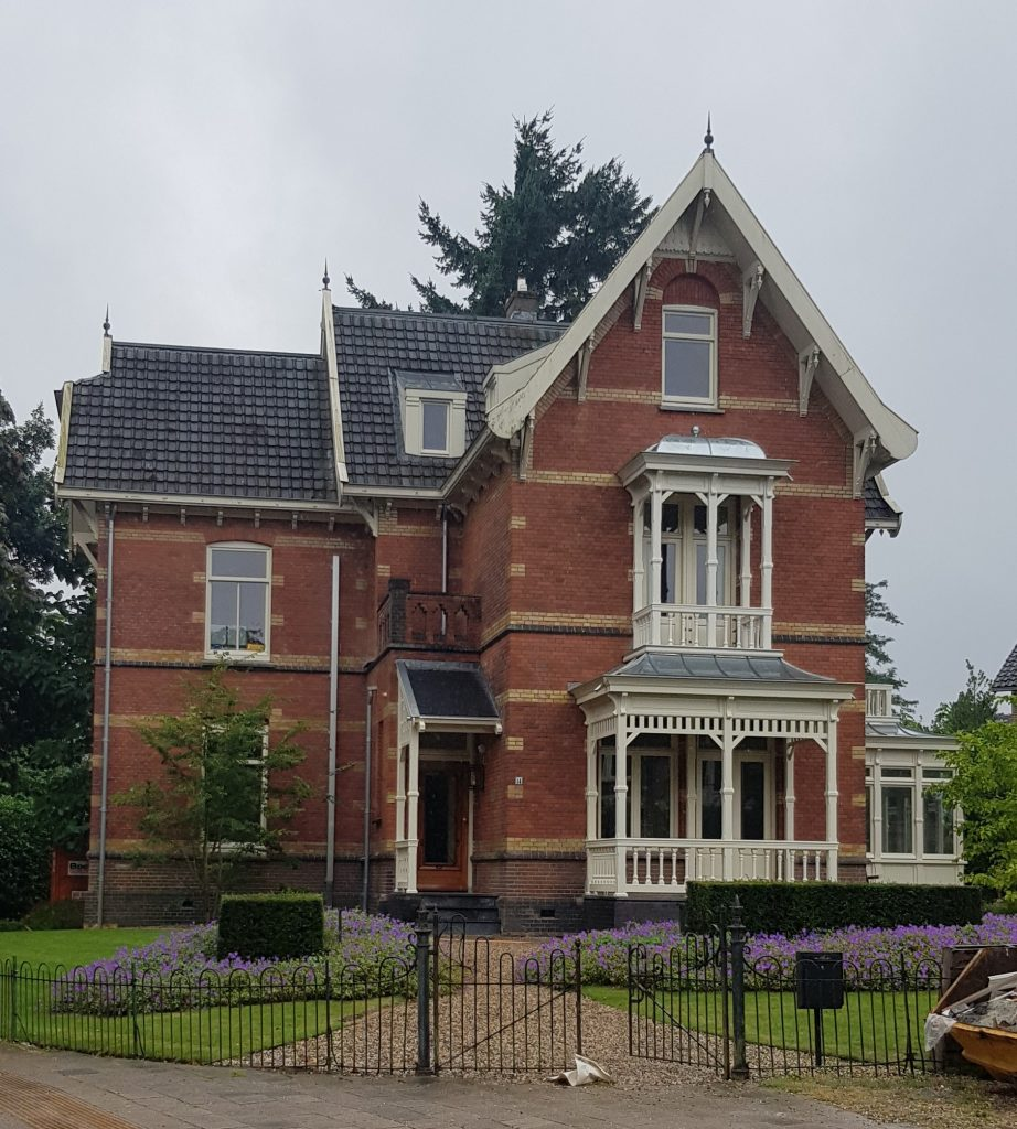 Restauratie architect
